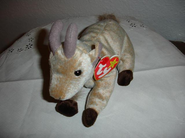 Ty Beanie Baby Goat