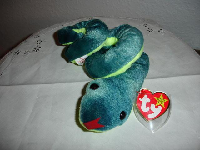 Ty Beanie Baby Snake