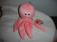 Ty Beanie Baby Octopus
