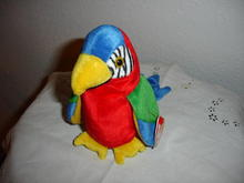Ty Beanie Baby Parrot