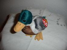 Ty Beanie Baby Duck