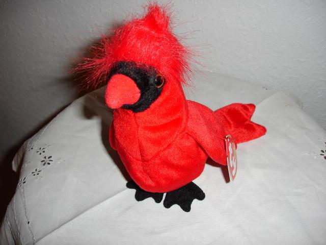 Ty Beanie Baby Cardinal