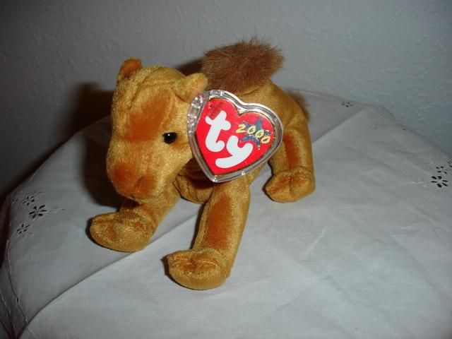 Ty Beanie Baby Camel