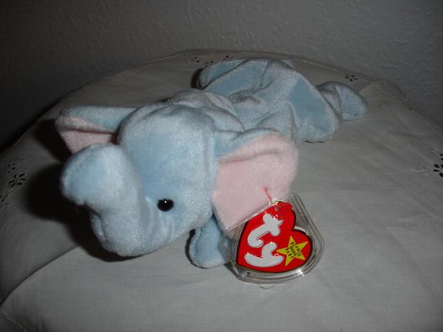 Ty Beanie Baby Elephant