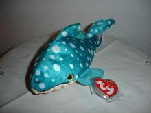 Ty Beanie Baby Whale
