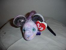 Ty Beanie Baby Rat Zodiac Series