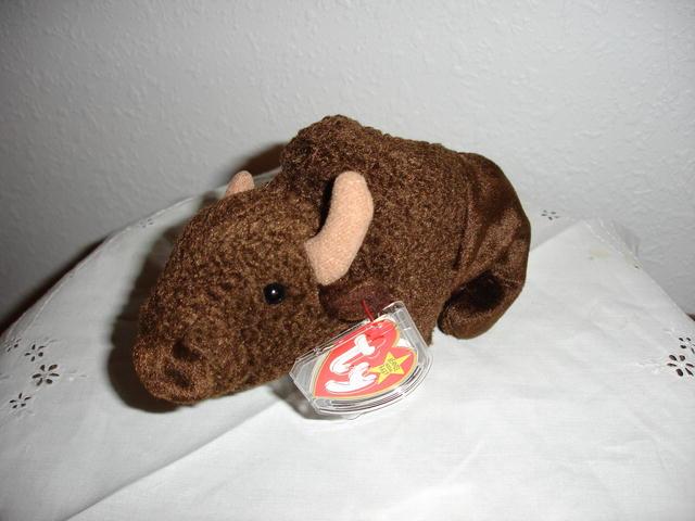 Ty Beanie Baby Buffalo