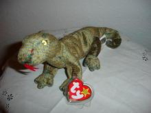 Ty Beanie Baby Lizard