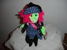 Ty Beanie Baby Halloween Witch
