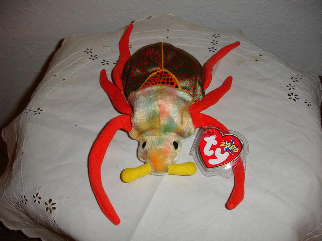 Ty Beanie Baby Beetle