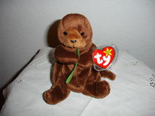Ty Beanie Baby Sea Otter