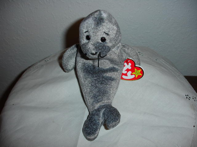 Ty Beanie Baby Seal