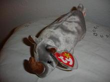 Ty Beanie Baby Rhino