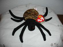Ty Beanie Baby Spider