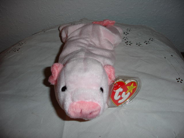 Ty Beanie Baby Pig