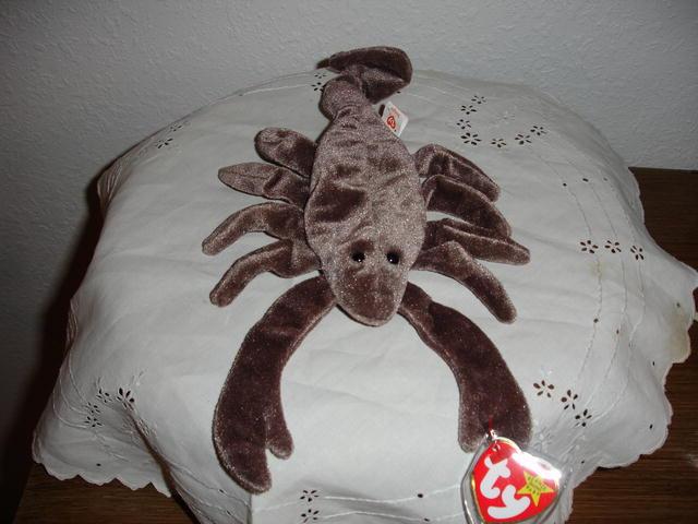 Ty Beanie Baby Scorpion