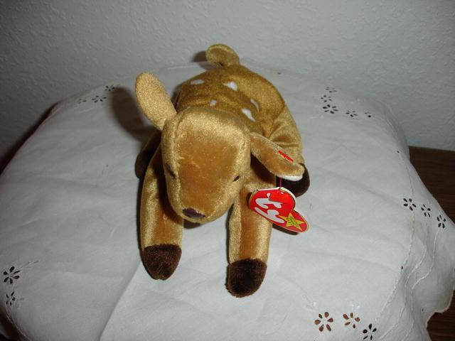 Ty Beanie Baby Deer