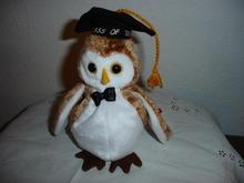 Ty Beanie Baby Owl