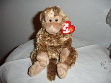 Ty Beanie Baby Chimpanzee