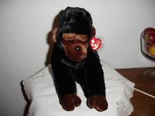 Ty Beanie Buddy Ape