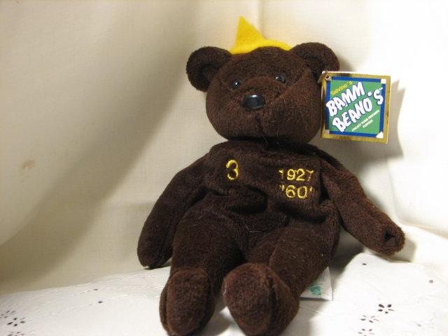 Salvino's Bamm Beano-Bear