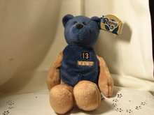 Limited Treasures St. Louis Rams Pro Bear