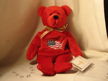 Holy Bible Tribute Series 1999 Unlimited Edition  Bear