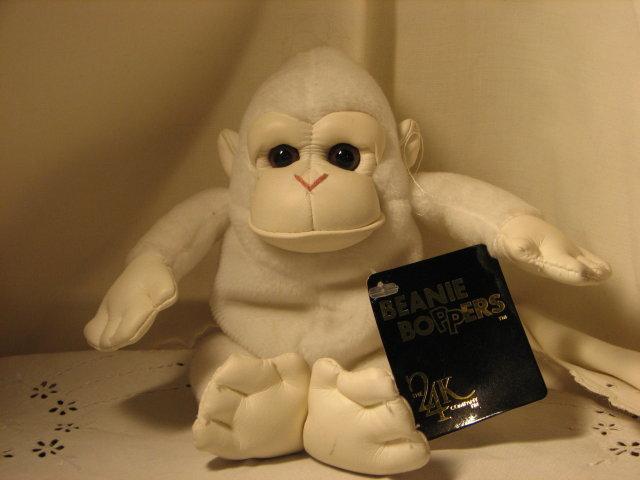 The 24K Company Beanie Bopper Monkey