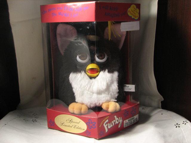 Graduation Furby