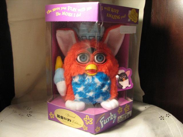 Patriotic  Furby