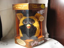 Halloween  Furby