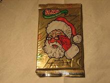Santa Around the World Collector Cards