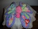 TY Beanie Buddy  Butterfly