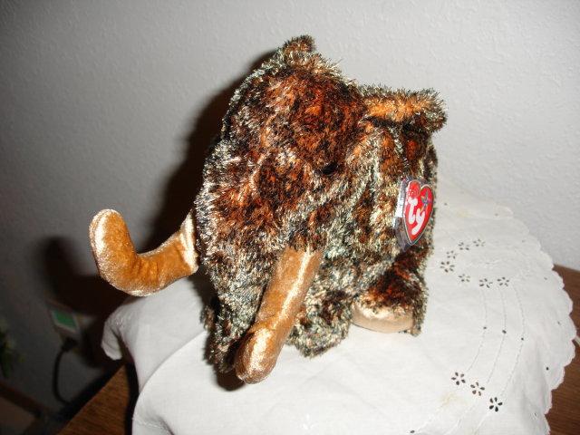 TY Beanie Buddy  Wooly Mammoth