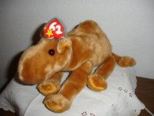 TY Beanie Buddy  Camel
