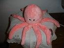 TY Beanie Buddy  Octopus
