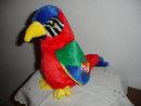 TY Beanie Buddy  Parrot