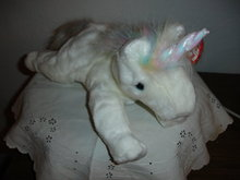 TY Beanie Buddy Unicorn