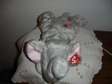 TY Beanie Buddy Elephant