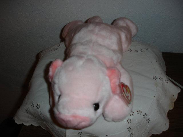 TY Beanie Buddy Pig