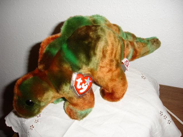 TY Beanie Buddy Dinosaur