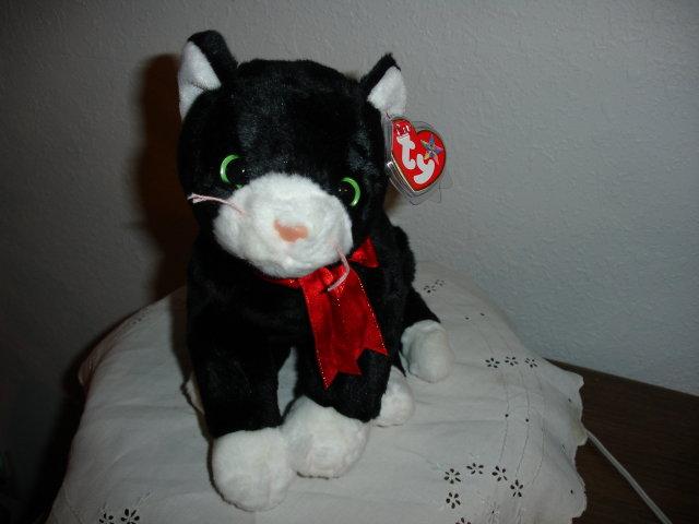 TY Beanie Buddy Cat
