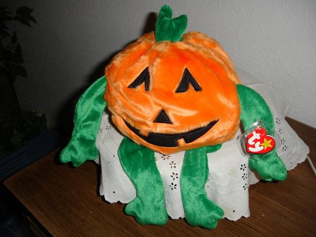 TY Beanie Buddy Halloween