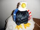 TY Beanie Buddy Eagle