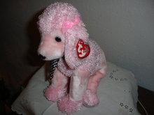 TY Beanie Buddy Poodle