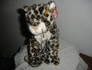 TY Beanie Buddy Leopard