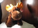 TY Beanie Buddy Moose