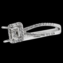 Semimount jewelry wedding anniversary ring 1 carat diamond semimounts