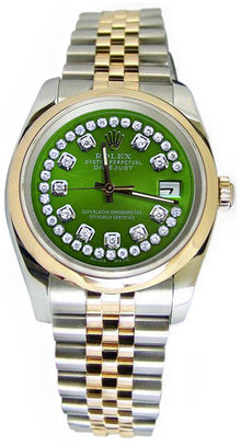 Datejust rolex mens watch jubilee bracelet date just