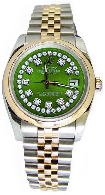 Datejust rolex mens watch jubilee bracelet date just